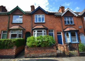 Thumbnail 3 bed terraced house to rent in Lytton Road, Clarendon Park, Leicester