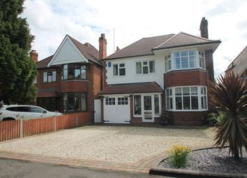 Thumbnail 4 bed detached house for sale in Rectory Road, Solihull