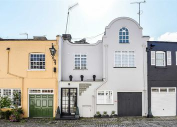 Thumbnail 4 bedroom property for sale in Conduit Mews, London