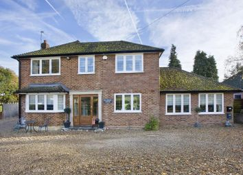 Thumbnail 4 bed detached house to rent in Whitehall Farm Lane, Virginia Water