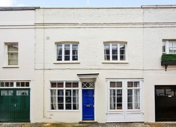Thumbnail 2 bedroom mews house to rent in Ebury Mews, Belgravia