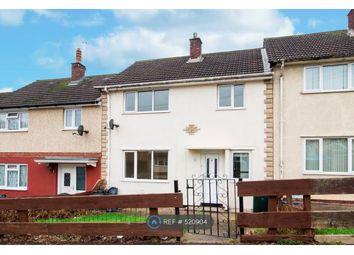 Thumbnail 3 bedroom terraced house to rent in Dibdin Close, Newport