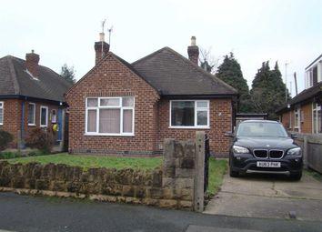 Thumbnail 3 bedroom detached bungalow to rent in Rathmines Close, Nottingham