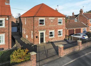 Thumbnail 4 bed detached house for sale in Laurel Lodge, Finkle Street, Hemingbrough, Selby