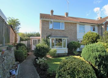 Thumbnail 2 bed end terrace house for sale in Overmead, Shoreham-By-Sea
