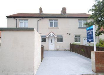 Thumbnail 2 bed terraced house for sale in Marsden Avenue, Whitburn, Sunderland