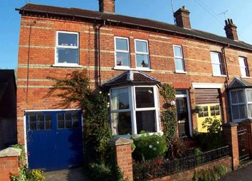 Thumbnail 3 bed end terrace house to rent in Priory Road, Newbury