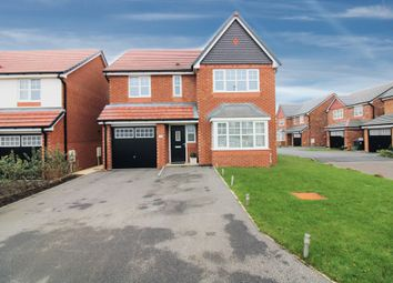 Thumbnail 4 bed detached house for sale in Rippingale Way, Thornton