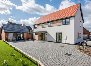Thumbnail 4 bed detached house for sale in Watton Green, Watton, Thetford