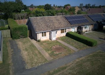 Thumbnail 2 bedroom semi-detached bungalow to rent in Holme Close, Hopton, Diss