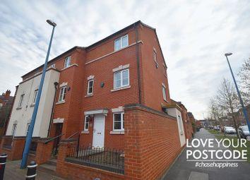 Thumbnail 4 bed terraced house to rent in Barrett Street, Edgbaston, Birmingham