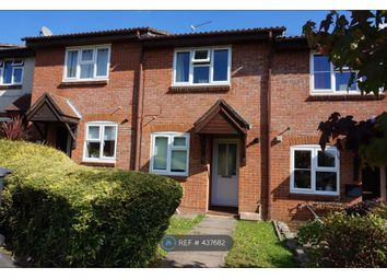 Thumbnail 2 bed terraced house to rent in Clover Way, Romsey