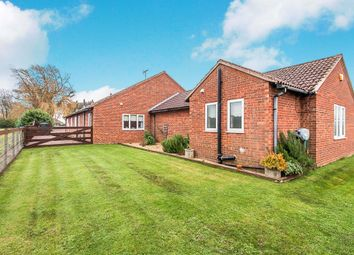 Thumbnail 4 bed detached bungalow for sale in Wisbech Road, Long Sutton, Spalding