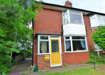 Thumbnail 3 bed semi-detached house to rent in Quarry Avenue, Penkhull, Stoke-On-Trent