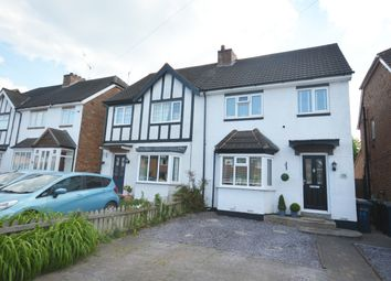 Thumbnail 3 bed semi-detached house for sale in Hurdis Road, Shirley, Solihull