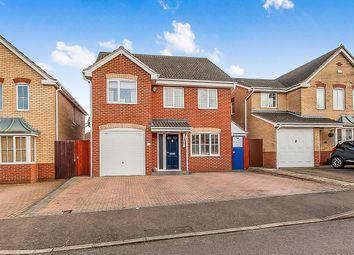 Thumbnail 5 bed detached house for sale in Kedleston Road, Stanground, Peterborough