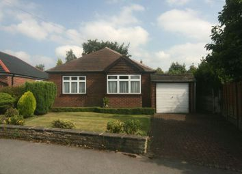 Thumbnail 3 bed detached bungalow to rent in Wincham Road, Sale