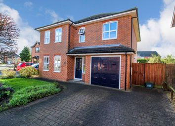 Thumbnail 4 bed detached house for sale in Chaldean Way, Spalding, Lincolnshire