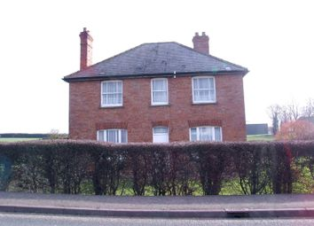 Thumbnail 3 bed detached house to rent in Main Road, Deeping St. Nicholas, Spalding