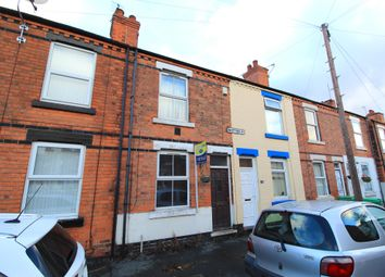 Thumbnail 2 bed terraced house for sale in Whittier Road, Sneinton, Nottingham