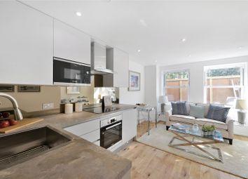 Thumbnail 1 bed flat for sale in Oakbury Road, London