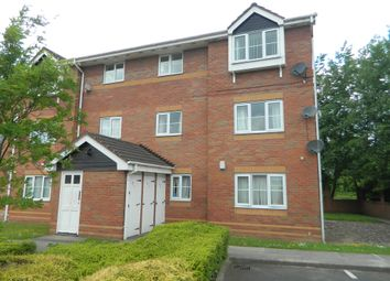 Thumbnail 2 bed flat for sale in Morville Croft, Bilston