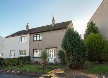 Thumbnail 3 bed semi-detached house for sale in St. Kilda Crescent, Kirkcaldy