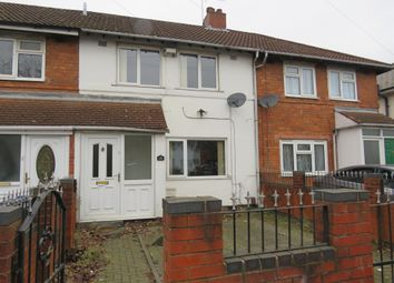 Thumbnail 3 bedroom terraced house for sale in Tynedale Road, Tyseley, Birmingham