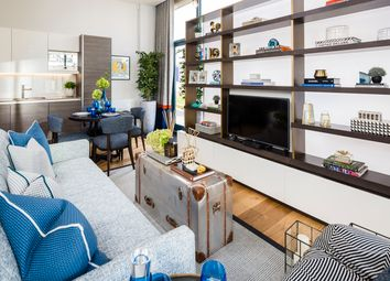 Thumbnail 3 bedroom flat for sale in Block G, Silver Works, Grove Road, Colindale, London