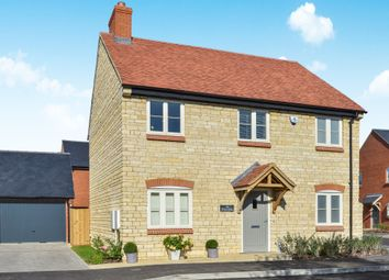 Thumbnail 4 bed detached house for sale in River View, Old Stratford, Milton Keynes