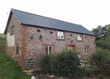 Thumbnail 3 bed barn conversion to rent in Bathealton, Taunton