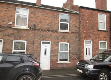Thumbnail 2 bed terraced house for sale in Frampton Terrace, Gainsborough