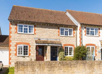 Thumbnail 2 bed terraced house for sale in Fettiplace Close, Appleton, Abingdon