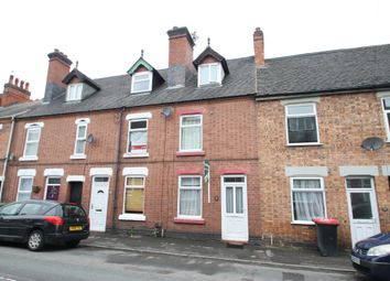 Thumbnail 3 bed terraced house to rent in Stafford Street, Atherstone