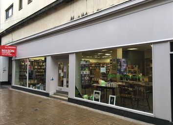 Thumbnail Retail premises to let in 3, Market Walk, Huddersfield, West Yorkshire