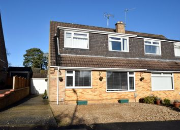 Thumbnail 3 bed semi-detached house for sale in Whitley Road, Yateley