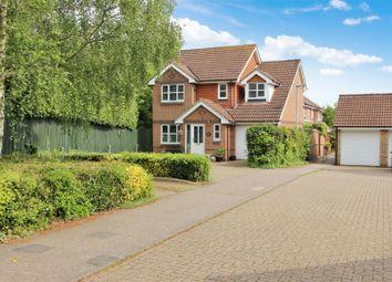 Thumbnail 4 bed detached house for sale in Polehanger Lane, Gadebridge, Hemel Hempstead, Hertfordshire