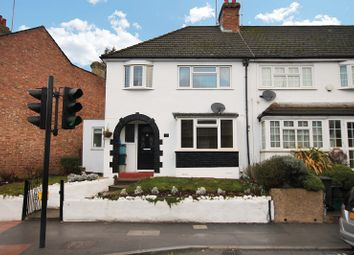 Thumbnail 3 bed end terrace house for sale in Chipstead Valley Road, Coulsdon, Surrey.