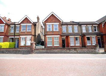 Thumbnail 2 bed flat to rent in Broughton Road, Ealing