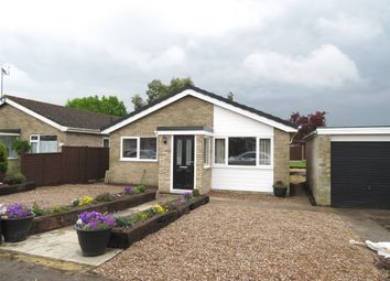 Thumbnail 3 bed detached bungalow for sale in Masons Drive, Necton, Swaffham