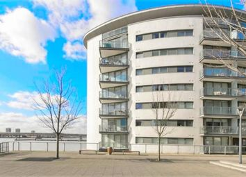 Thumbnail 3 bed flat to rent in Albert Basin Way, London