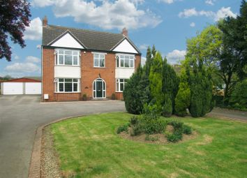 Thumbnail 4 bed detached house for sale in St. Johns, Enderby, Leicester