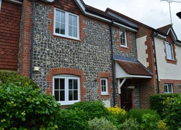 Thumbnail 2 bed terraced house to rent in Oakes Court, Hungerford
