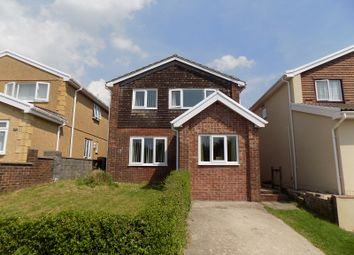 Thumbnail 3 bed detached house for sale in Greenwood Drive, Cimla, Neath, Neath Port Talbot.
