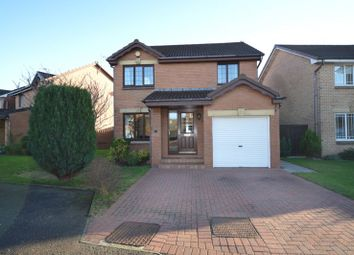Thumbnail 3 bed detached house for sale in Mary Fisher Crescent, Dumbarton