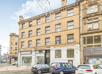 Thumbnail 1 bed flat for sale in Kirkgate, Bradford