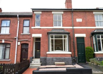 Thumbnail 3 bedroom terraced house to rent in Arthur Street, Derby