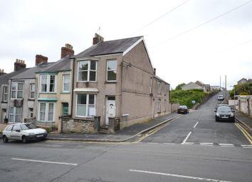 Thumbnail 4 bed end terrace house for sale in Belle Vue Terrace, Pembroke Dock