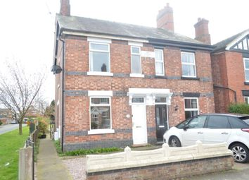Thumbnail 2 bed semi-detached house to rent in Heath Road, Sandbach