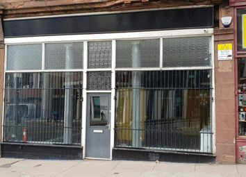 Thumbnail Retail premises to let in 237 High Street, Glasgow